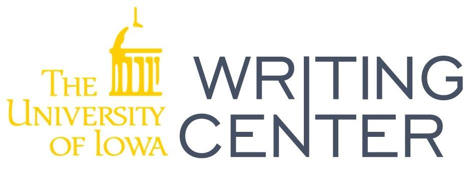 The University of Iowa Writing Center Logo